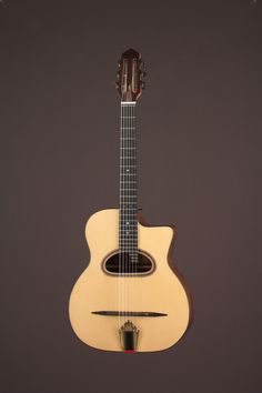 Guitare de Marc-Antoine G. Cloutier