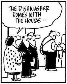 real estate humorous cartoons   Real Estate Cartoon of the Week