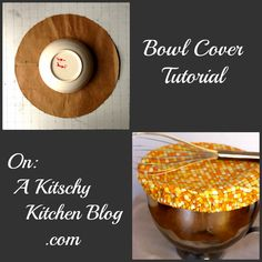 Bowl covers