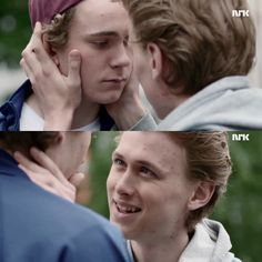 """Look at me! It's fine okay? Now let's take this completely chill,.."" even calming isak down. Even, don't ever doubt again that you're not good enough for isak. You're more than that. #skam#evak#isak#even#isakandeven#henrik#tarjei#henrikholm#tarjeisandvikmoe#isakvaltersen#evenbechnæsheim"