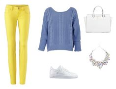 """""""Untitled #2"""" by tiril-solberg-1 on Polyvore featuring beauty, NIKE and Michael Kors"""