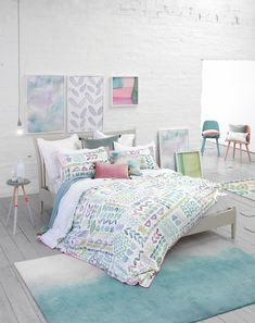 bedroom inspiration   Lola Collection