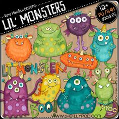 monster download