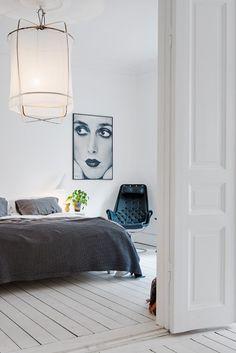 Scandinavian style| Apartment at Kungshöjd in Gothenburg|Photo by Swedish broker Alvhem Mäkleri | via styleandcreate.com