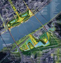 circle bridge design masterplan - Google 검색
