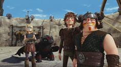 New Dawn of the Dragon Riders Images ~ Berk's Grapevine