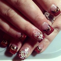 Christmas Nail Art Design Ideas 2013-2014 (39)