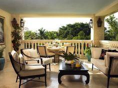 Elegant Ocean Front Estate In Key Largo