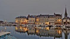 DSC03115_ Honfleur Magic port !