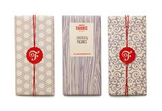 Great patterns on this #chocolate #packaging PD