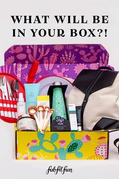 FabFitFun: Discover products for a life well lived! Feel Fantastic, Amazing, Awesome, Fitness Goals, Fitness Motivation, Fab Fit Fun Box, Illustration Techniques, Workout Accessories, Family First