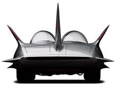 GM Firebird III, 1958