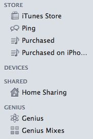 iTunes: Setting up Home Sharing on your computer - via apple.com