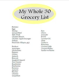 whole foods clean eating http://www.facebook.com/FindingTheRightDiet