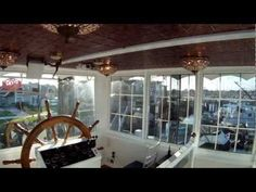 Channel Islands Yacht Wedding - Tour of the Scarlett Belle - Ventura County Boat Wedding