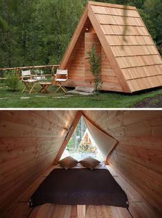 10 Glamping Destinations For People Who Want To Go Camping But Need The Luxuries Of A Hotel //