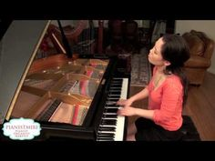 @Darlene Watts - Can't Help Falling In Love ♡ @Miri Lee ♧ Official Music Video Piano Cover