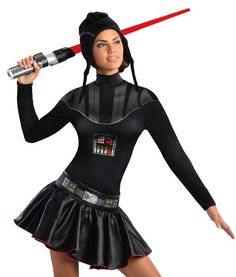 Dude.... Hey best friends how do you feel about Star Wars for Halloween XD