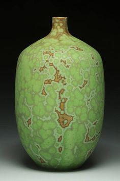 John Tilton   Ceramic Pottery Vase