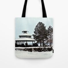 New, Lakeside Shelter  https://society6.com/product/gazebo-on-the-lake_bag?curator=danbythesea Available as over 20 different products  Follow DanByTheSea https://society6.com/danbythesea #society6 #DanByTheSea