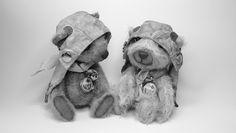 Rasa's cozy corner - Bears  more #artistbear #handmade