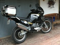 xtz 750 Super Tenere, Trail Motorcycle, Street Fighter, Motocross, Cars And Motorcycles, Bike, Adventure, Old Motorcycles, Wall