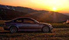 BMW E46 ///M CSL