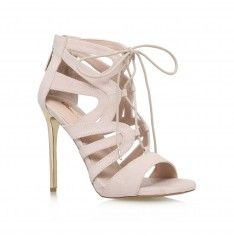 game nude high heel sandals from Carvela Kurt Geiger