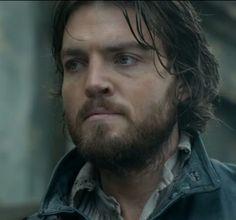 Tom Burke as Athos - #blueeyedsoul