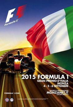 Italian Grand Prix / Monza / 2015 / F1 / Programma e biglietti