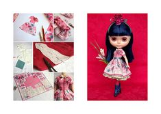 Hanky dress set ≈ Step-by-step | Flickr - Photo Sharing!