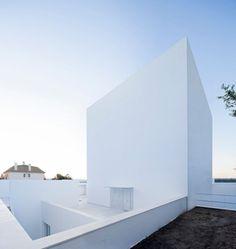 Cala House / Alberto Campo Baeza