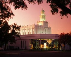 Im LDS and I want the Mormon Temple St George Utah / http://www.ldsfunny.com/mormon-temple-st-george-utah/