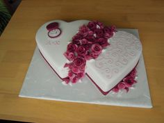 dort svatební dvojsrdce - Hledat Googlem