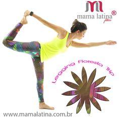 Boa tarde ! Esta legging liiiinddaa Floresta Trip Mama Latina esta No nosso site esperando por voce !! Eee o melhor = Veja no site como o preço dela é mais lindo ainda! Garanto !  Hi giirrlss ! This amazing legging is waiting for you on our website *-* ! And the best : look there how the price is prettiest yet ! I swear ! #modafit #mamalatina #motivation #playhard #fitfam #stayfit #fitspiration #workout
