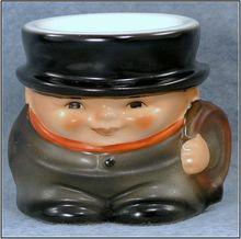 Germany Goebel Chimney Sweep Egg Cup, c.1973