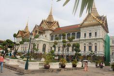 Bangkok, le Palais Royal