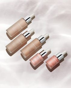 The perfect Nordic Summer Glow with Lumene Invisible Illumination products! New shades available!