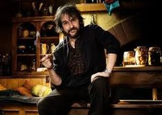 Peter Jackson managed to interpret the books in a way that the movies actually manage to add layers, in tone and visual humour - conveying an experience the way only movies can, and transcending the original work. Just Genius. Are You Not Entertained, The Five, The Hobbit, Movie Tv, Battle, Jackson, Army, Middle Earth, Funny