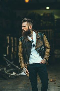#beardedbasturds #beardsofinstagram #beardseason #fashion #style #beards #Scotland #conditioned #beardcare