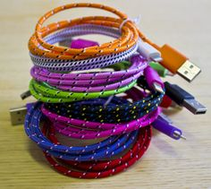 Woven iPhone Lightning Cord Cable UK | 10Shop.co.uk Iphone Lightning Cable, Ipod, Inspiration, Biblical Inspiration, Ipods, Inhalation, Motivation