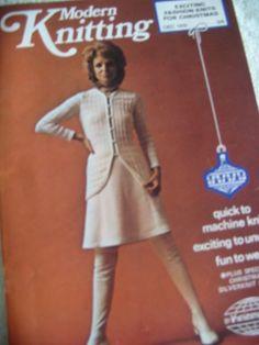 Modern Knitting Magazine - December 1970