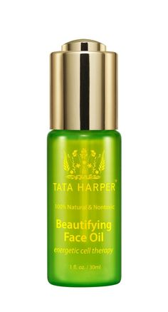 Beautifying Face Oil   100% Natural & Nontoxic Hydrating and Energizing Daily Face Oil   Tata Harper Skincare - Tata Harper Skincare