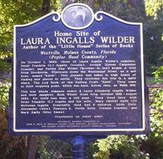 Laura Ingalls Wilder, Frontier Girl: Ingalls Family and Friends Picnic ...