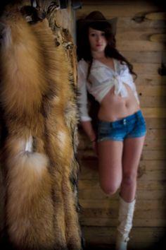 Cherinda, country girl , cute , model