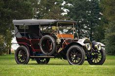 1910 Pierce-Arrow 48 Touring