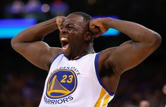 DRAYMOND GREEN GAME 2 WEST FINALS 99 TO 98