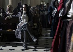 Incredible production - Madeline Fontaine on Designing Costumes for French TV Series 'Versailles'