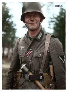 Wehrmacht Sturmpioniere (Stormtrooper/Assault Pioneer) 1940.