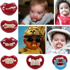 Lot Styles Billy Bob Pacifiers Dummy Baby Teether Pacy Orthodontic Nipples #NEW
